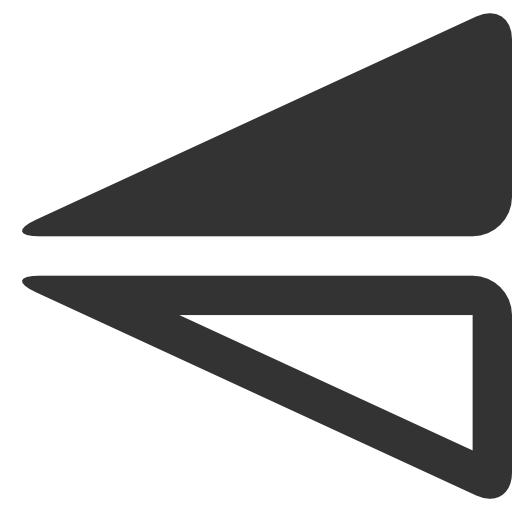 Flip, Vertical Icon
