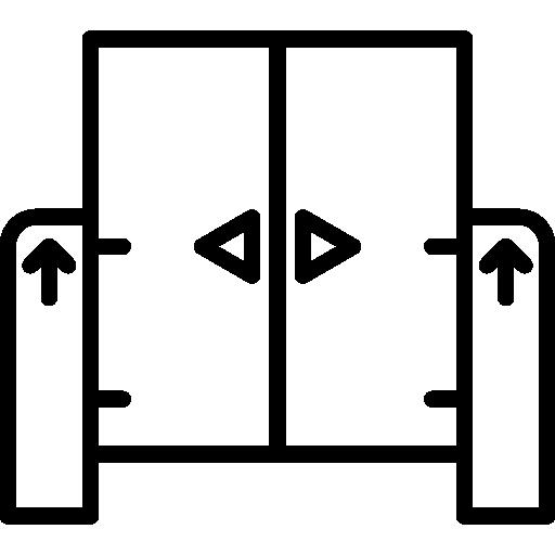 Turnstiles And Door Icons Free Download