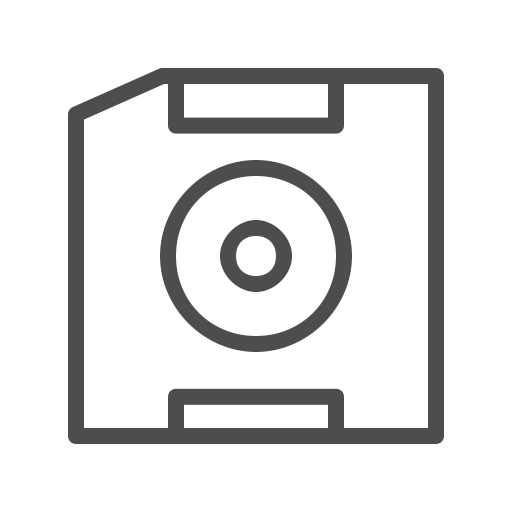 Floppy Disk Line Icon, Floppy, Disk, Floppy Disk, Floppy Disk Icon