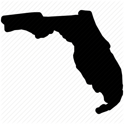 Fl Map, Florida, Florida Map, Florida State Icon