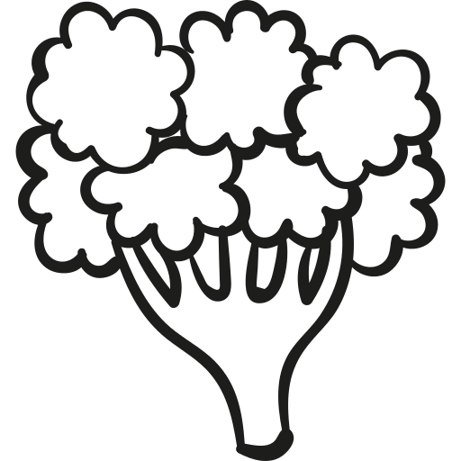 Wild Flower Bouquet Png Icon