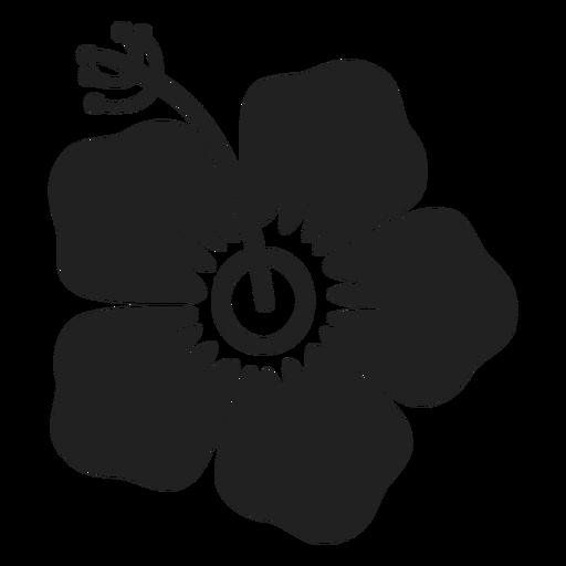 Hibiscus Flower Icon