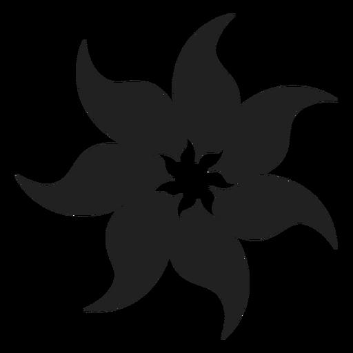 Tahitian Tiare Foam Flower Icon