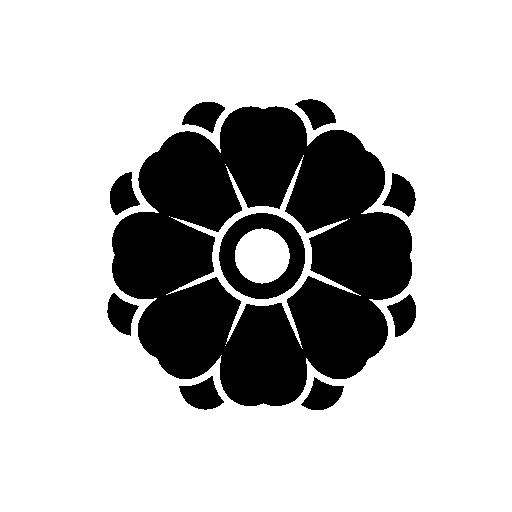Png Black Flower Transparent Png Clipart Free Download