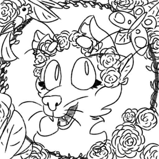 Flower Icon Ych!