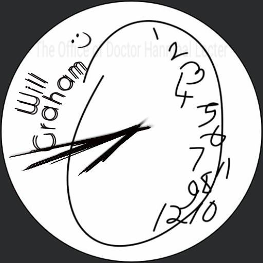 Will Graham's Clock For Watch Urbane