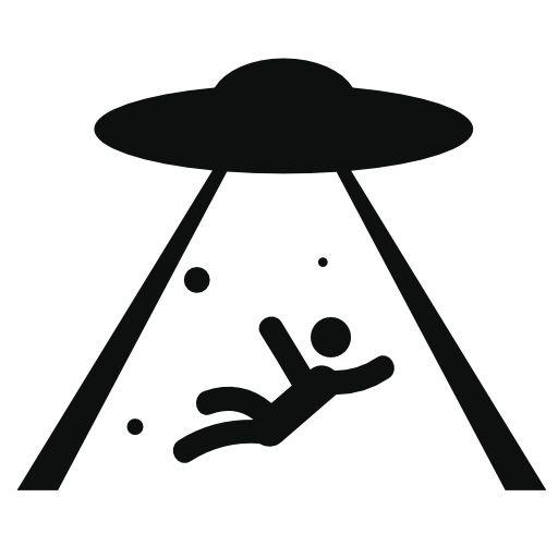 Alien Abduction Icon Download Free Icons