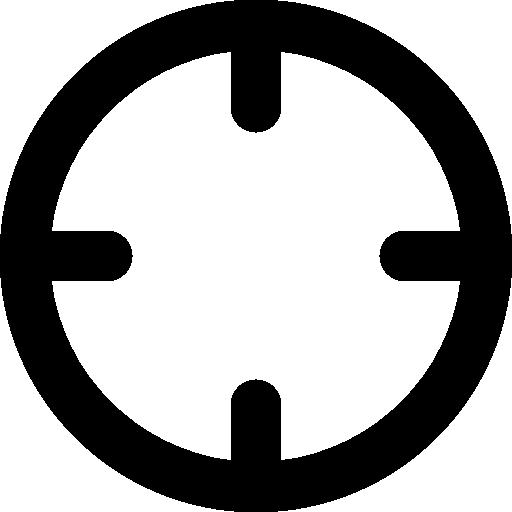 Focus Target Symbol Icons Free Download
