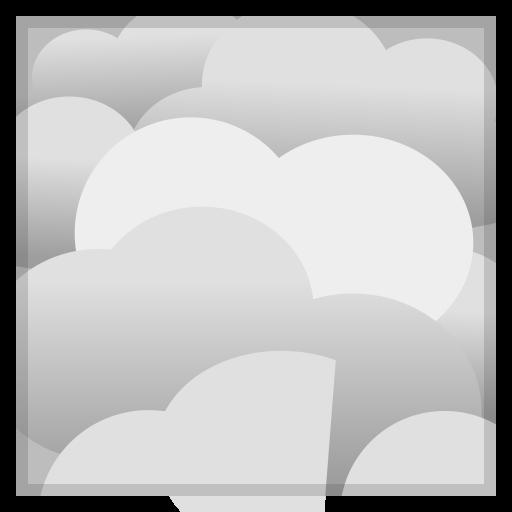 Fog Icon Noto Emoji Travel Places Iconset Google