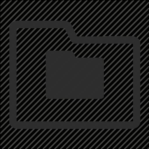 , Folder Icon