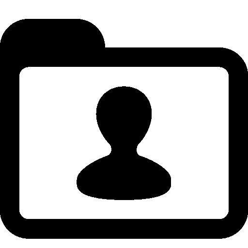 Folders User Folder Icon