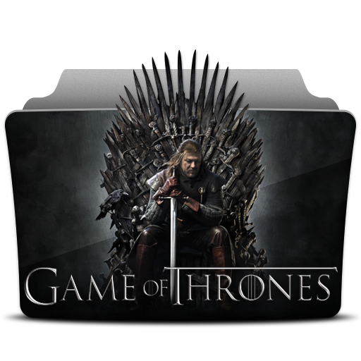 Game, Of, Thrones, X, Folder Icon Free Of Tv Series Folder Pack