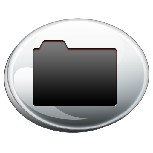 Folder Icons, Free Icons In Computer Icon Pack