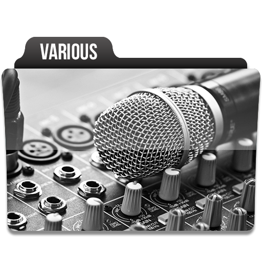 Various, Music, Folder, Folders Icon Free Of Music Folder Icons
