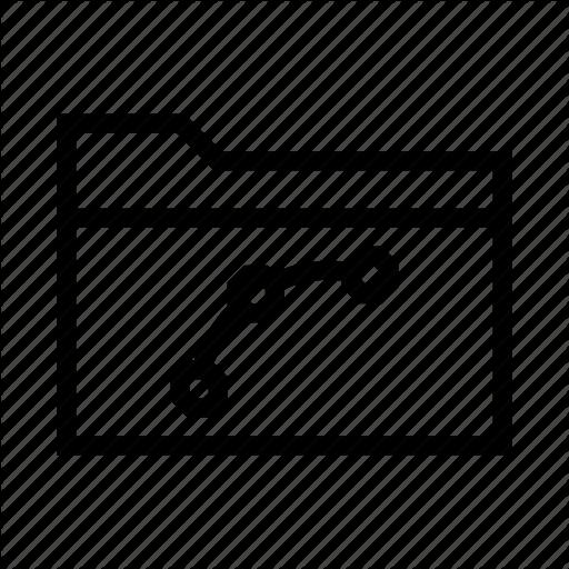 Collection, Folder, Sgv, Vector Icon