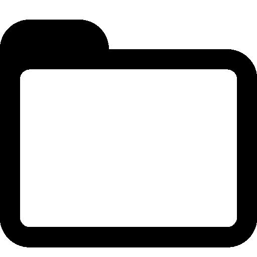Very Basic Folder Icon Windows Iconset