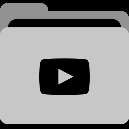 Folder Icons Youtube Free Clip Art Stock Illustrations
