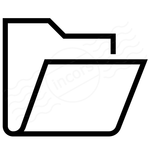 Iconexperience I Collection Folder Open Icon