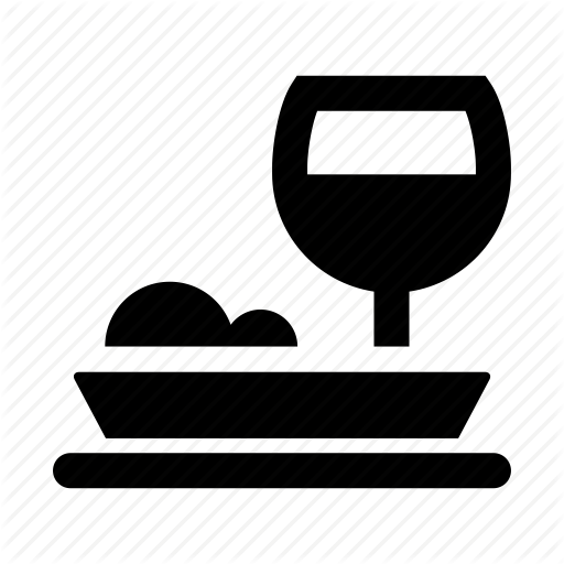 Alcohol, Cooking, Drink, Eating, Food, Glass, Restaurant, Wine Icon