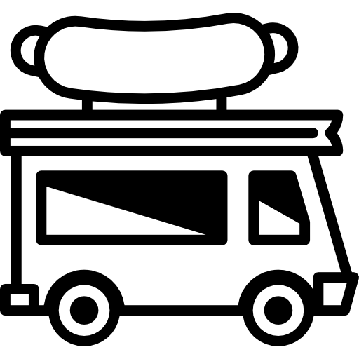Food Truck Icons Free Download