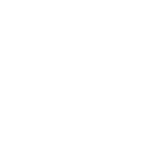 White Wired Network Icon