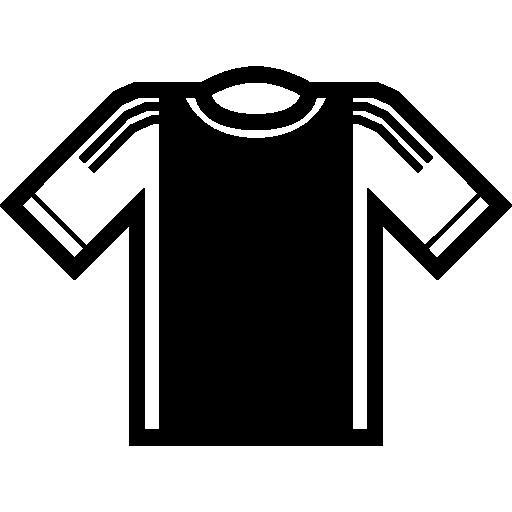 Flat Football Club Kits Icon