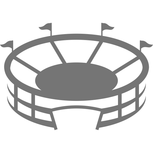 Stadium, Monochrome, Football Icon With Png And Vector Format