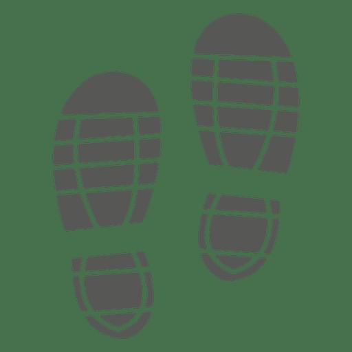 Human Footprint Icon