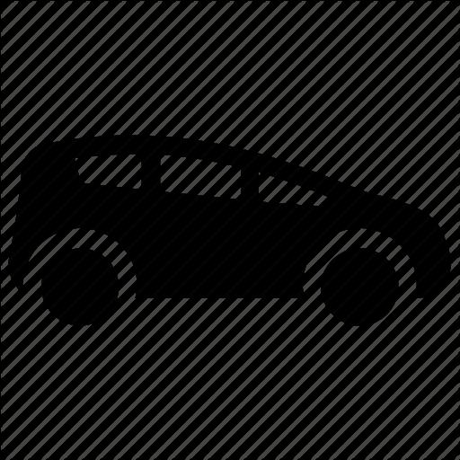 Car, Compact Car, Focus Car, Ford Focus, Vehicle Icon