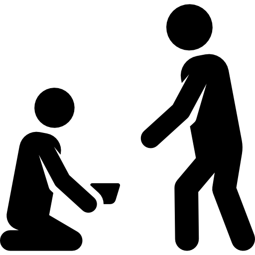 Begging Icons Free Download