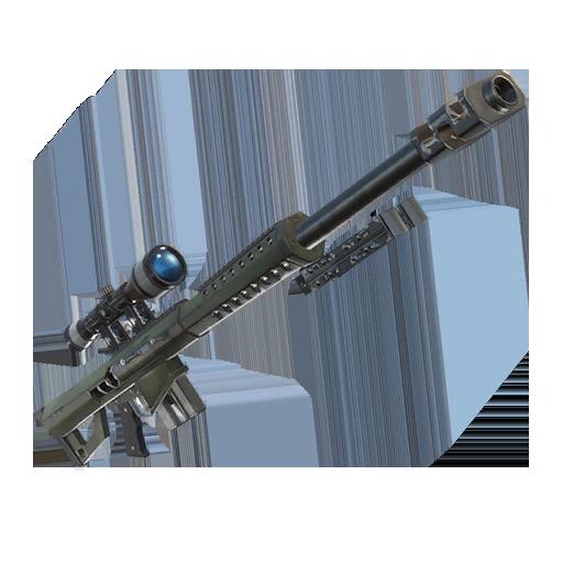 Heavy Sniper Rifle