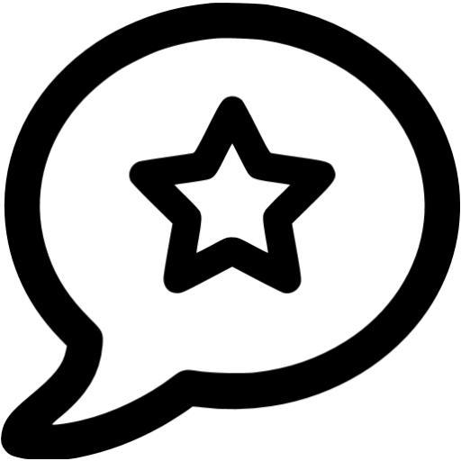 Black Popular Topic Icon