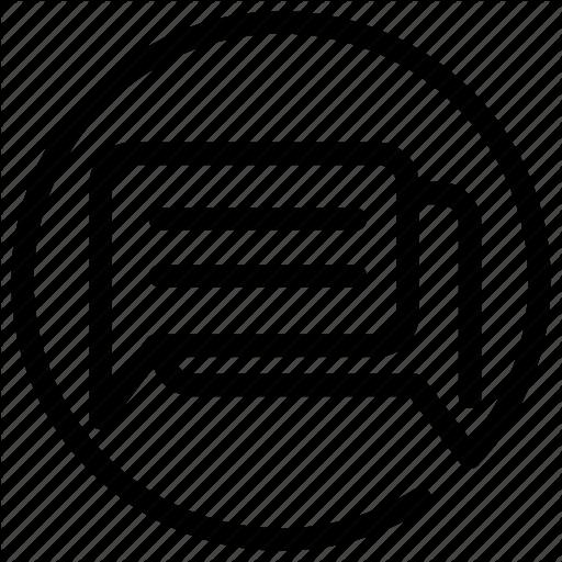 Chat, Comment, Communication, Forum Icon