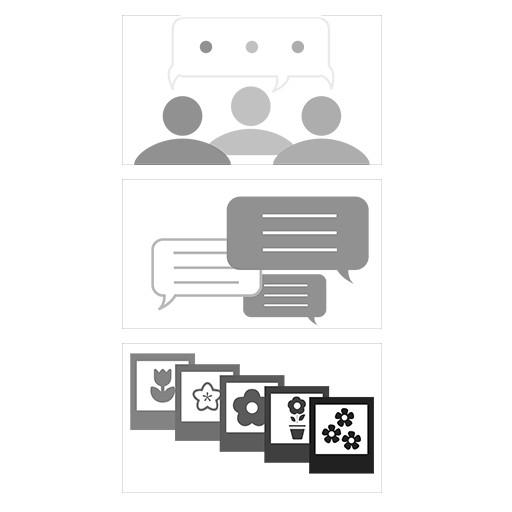 Design Some Icons For A Social Forum Website Freelancer