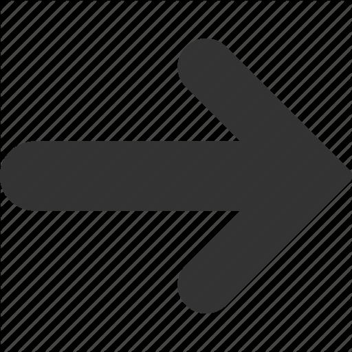Continue, Direction, Forward, Move, Next, Pointer, Right Arrow Icon