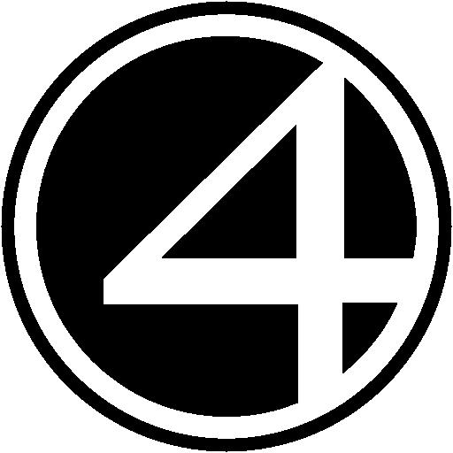 Cinema Fantastic Four Icon Windows Iconset
