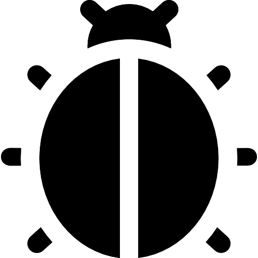 Insect, Bug, Ladybird, Spring, Animals Icon