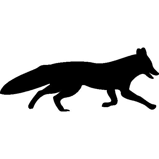 Fox Shape Icons Free Download