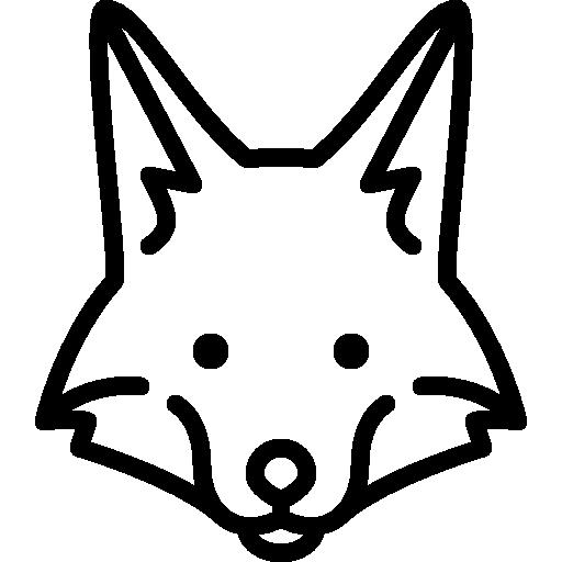 Fox Head Icons Free Download