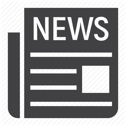 Business, Daily, Event, Media, Newsletter, Newspaper, Press Icon