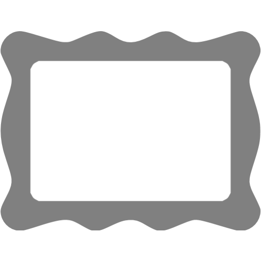Gray Frame Icon