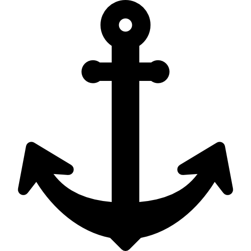 Big Anchor Icons Free Download
