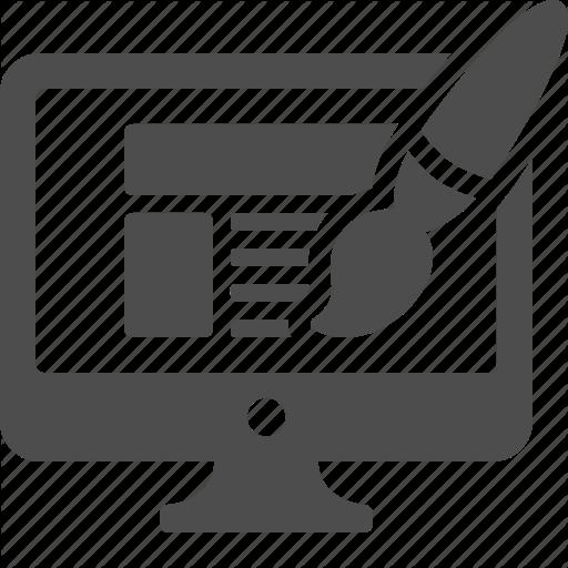 Website Design Icon Responsive Design Icons Free Download
