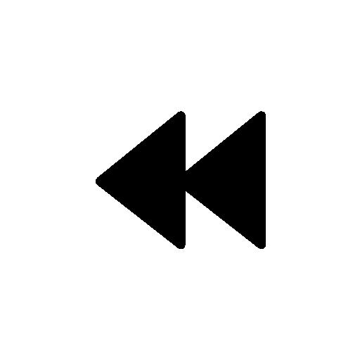 Rewind Arrows Free Vector Icons Designed