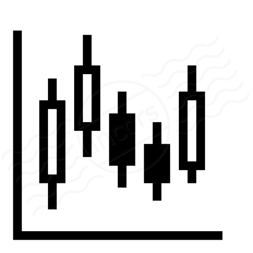 Iconexperience I Collection Chart Candlestick Icon
