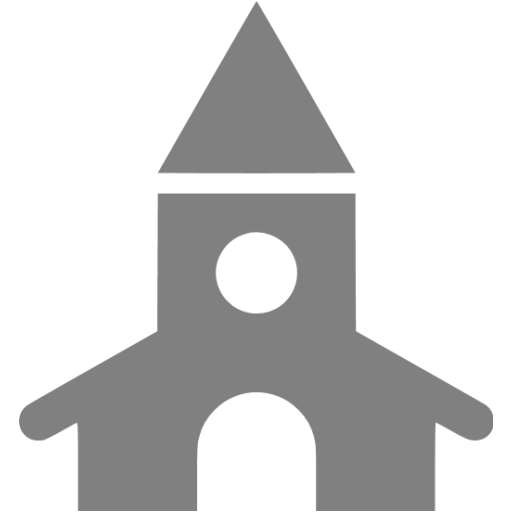 Gray Church Icon