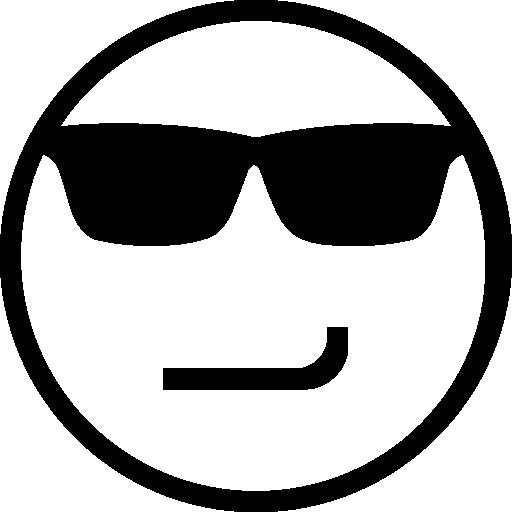 Vector Emojis Sunglasses Huge Freebie! Download For Powerpoint