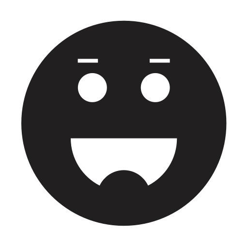Emoji, Emotion, Grinning, Smiley Icon