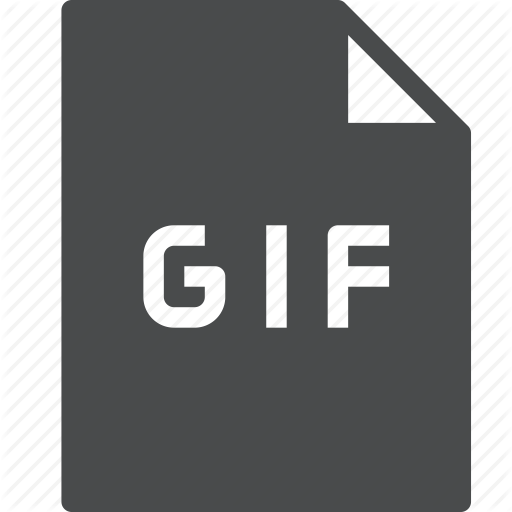 Animated, File, Gif Icon