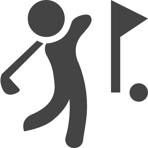 Golf Player Icons Free Download